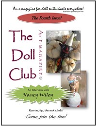 Doll Club, Ezine