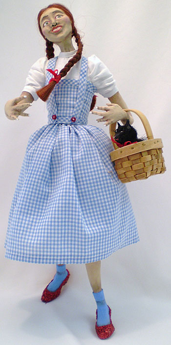 Dorothy, character doll