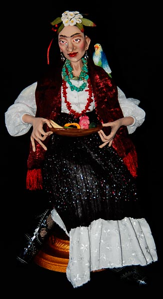 character doll, Frida