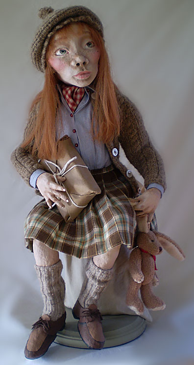 Lily Ogilvy-Smith character doll