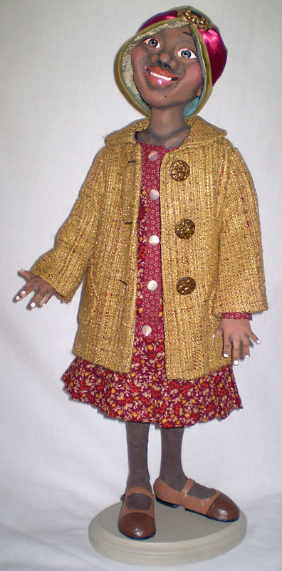 he Store Bought Coat, character doll