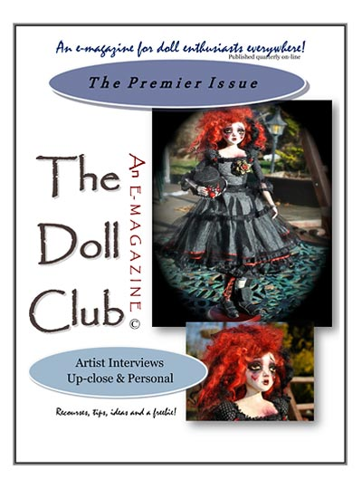 Premiere Issue of Doll Club Ezine