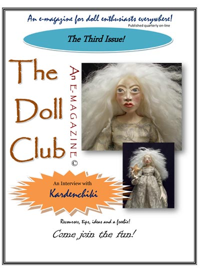 Doll Club Ezine Vol. 2