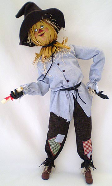 scarecrow, character doll