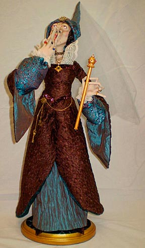 Sleeping Beauty,  character doll