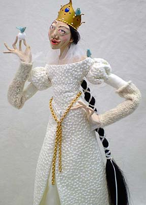 Snow White, character doll